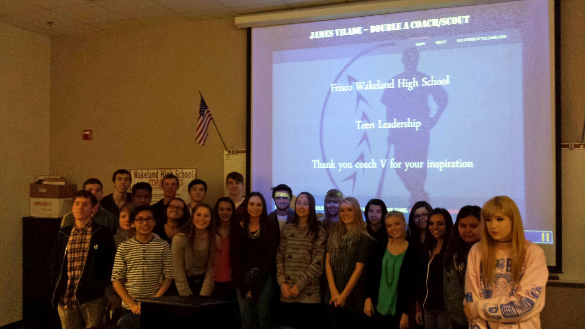 WHS teen leadership1